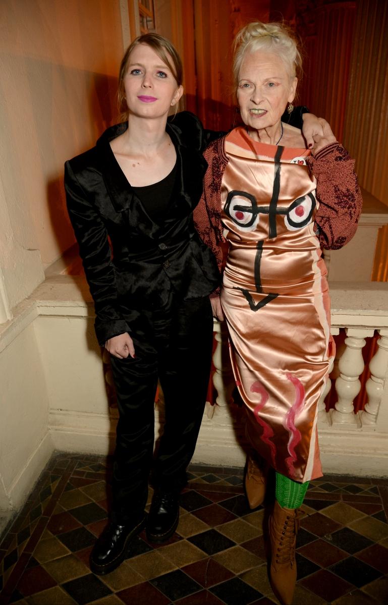 Chelsea Manning, Vivienne Westwood.JPG